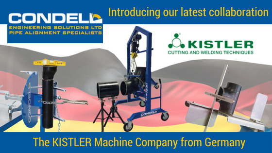 Condell & Kistler – Our latest collaboration